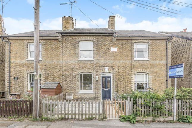 Thumbnail 2 bed terraced house to rent in Princes Road, Kingston Upon Thames