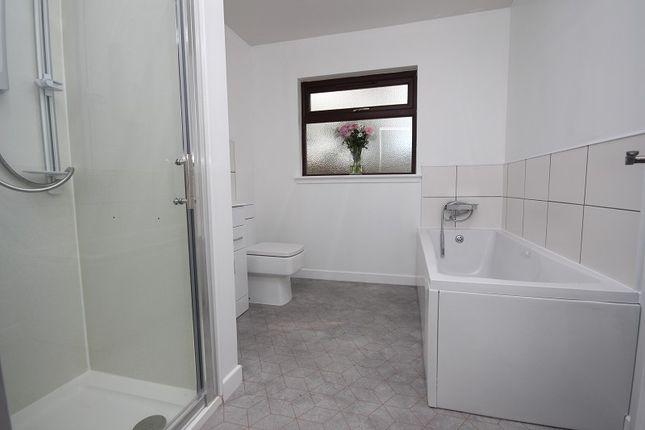 Bathroom of Barnsdale 12 Resaurie, Inverness IV2