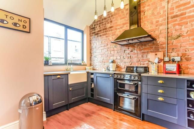 Kitchen of Cleveleys Avenue, Manchester, Greater Manchester M21