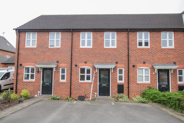Thumbnail Terraced house to rent in Jersey Close, Coventry