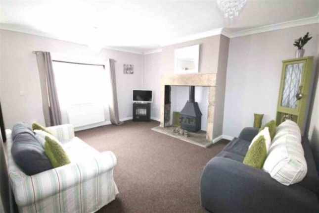 Thumbnail End terrace house to rent in Dans Castle, Tow Law, Bishop Auckland