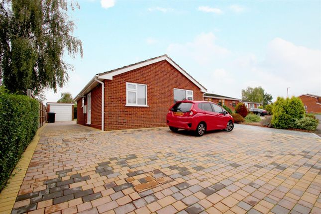 Thumbnail Detached bungalow for sale in Blandford Drive, Coventry