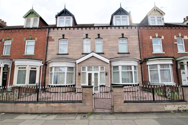 Thumbnail Terraced house for sale in Cleveland Centre, Linthorpe Road, Middlesbrough