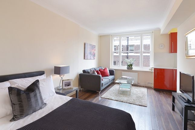 Thumbnail Studio to rent in Hill Street, London