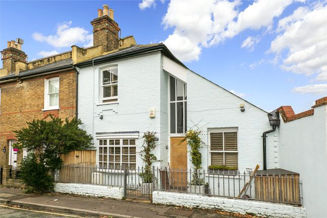 Thumbnail End terrace house for sale in Worple Way, Richmond