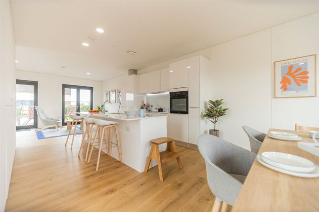 Thumbnail Semi-detached house for sale in Plot 2, Lockhart Way At Inholm, Stirling Road, Northstowe, Cambridge