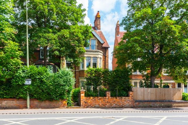 Thumbnail Detached house for sale in Woodstock Road, Oxford, Oxfordshire