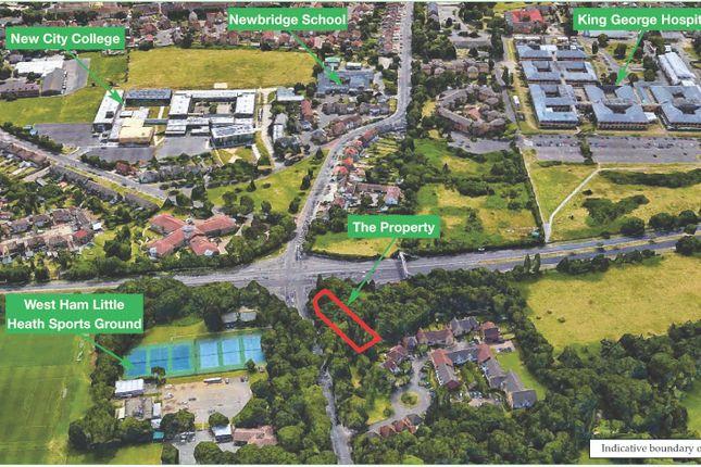 St. James Gardens, Romford RM6