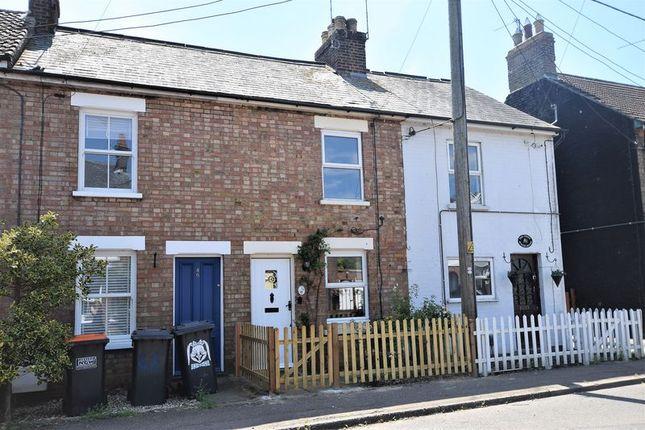 Thumbnail Terraced house to rent in Princes Street, Toddington, Dunstable