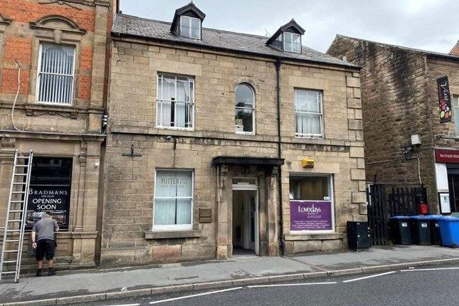 Thumbnail Office for sale in 23 Dale Road, Matlock, Derbyshire