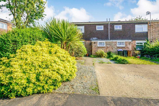 Thumbnail End terrace house for sale in Heayfield, Welwyn Garden City