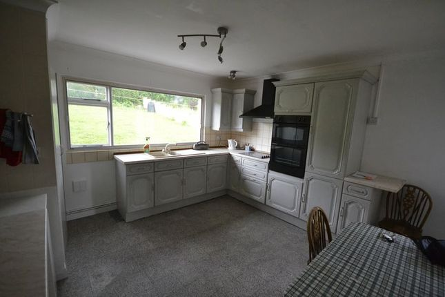 Thumbnail Detached house to rent in Bron Y Glyn Estate, Bronwydd Arms, Carmarthen