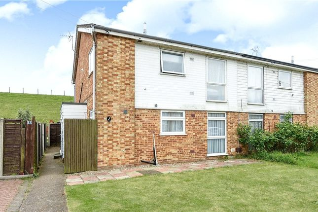 2 bed maisonette for sale in Jordans Close, Stanwell, Staines-Upon-Thames