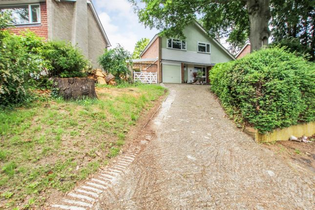 Thumbnail Detached house for sale in The Martins Drive, Leighton Buzzard
