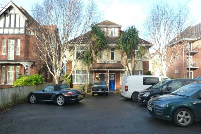 Thumbnail Flat for sale in Queens Court, Florence Rd, Boscombe