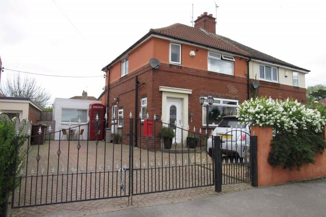 Thumbnail Semi-detached house for sale in Grove Crescent South, Boston Spa, Wetherby