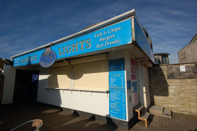 Thumbnail Restaurant/cafe for sale in The Mound, West Bay, Bridport