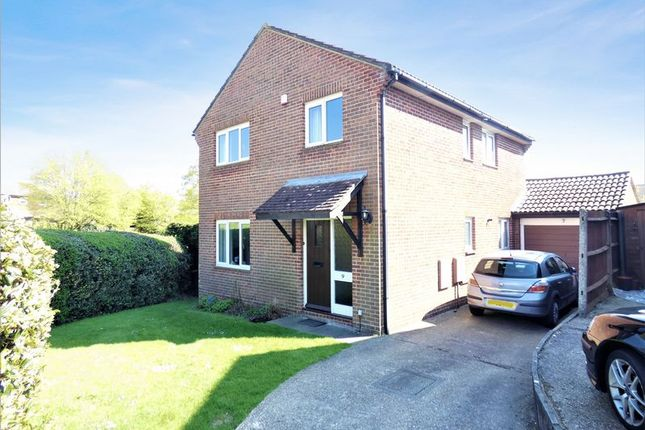 Thumbnail Detached house for sale in Seaford Close, Bursledon, Southampton