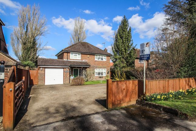 Thumbnail Detached house for sale in Rusper Road, Ifield, Crawley