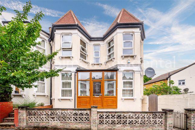 Thumbnail End terrace house for sale in Seymour Road, Harringay, London