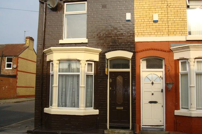 2 bed end terrace house to rent in Plumer Street, Liverpool