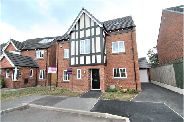 Thumbnail Detached house for sale in Cherry Tree Close, Chorley