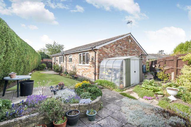 Garden 3 of Church Street, Fenstanton, Huntingdon, Cambridgeshire PE28