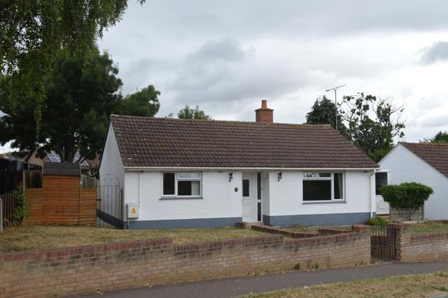 Thumbnail Detached bungalow for sale in St. Michaels Crescent, Taunton, Somerset