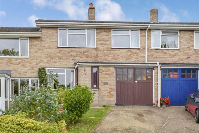 Thumbnail Terraced house for sale in Clare Gardens, Petersfield, Hampshire