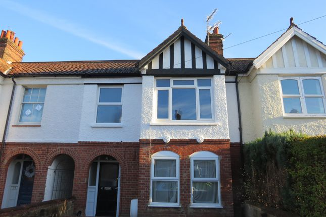 Thumbnail Terraced house for sale in Britannia Road, Norwich