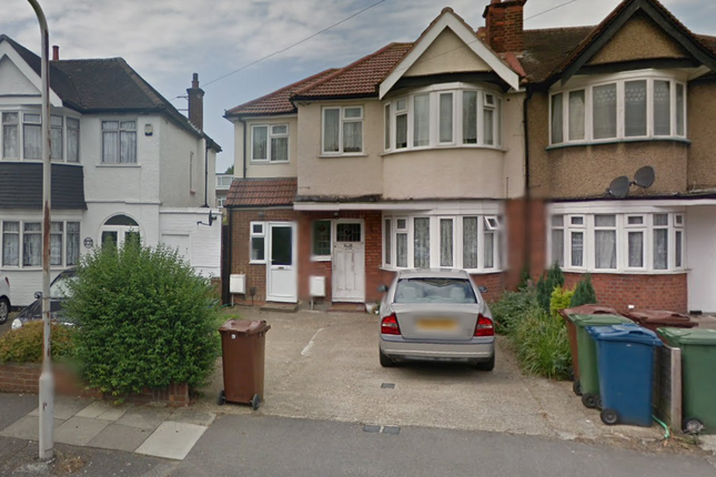 Thumbnail Semi-detached house to rent in Lynton Road, Harrow