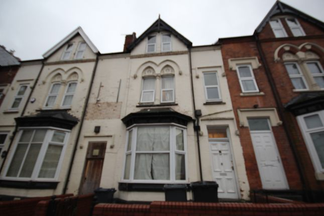 Thumbnail Terraced house for sale in City Road, Birmingham, West Midlands
