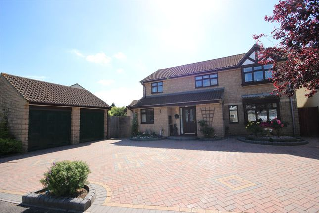 Thumbnail Detached house for sale in Cooks Close, Bradley Stoke, Bristol