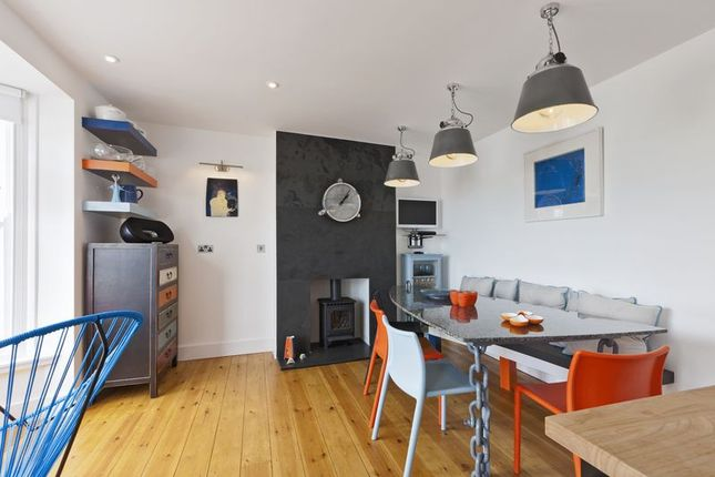 Dining Area of The Wharf, St. Ives TR26