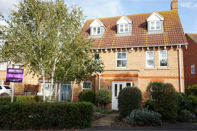 Thumbnail Detached house for sale in Rydal Drive, Maldon