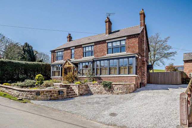5 bed detached house for sale in Sherrington Lane, Brown Knowl, Broxton, Chester CH3