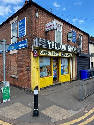 Thumbnail Retail premises for sale in Burton-On-Trent, Staffordshire