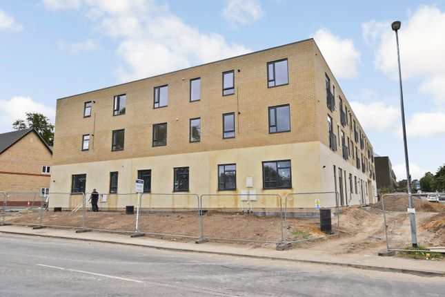 Thumbnail Flat for sale in Nessa Close, Thetford, Norfolk