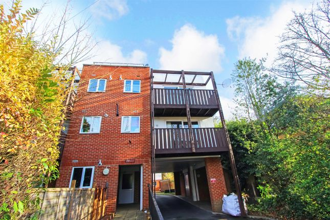 Thumbnail Flat for sale in Hill Lane, Banister Park, Southampton