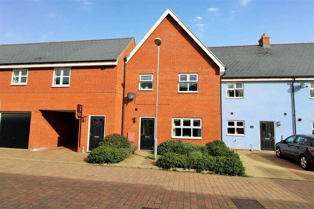 Thumbnail Link-detached house for sale in Peache Road, Colchester