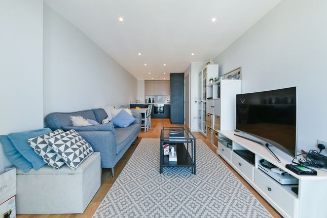 Living Area of Pinnacle Apartments, Saffron Square, Croydon CR0