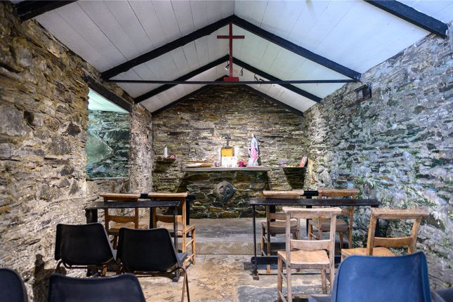 Chapel of Vicarage Hill, Tintagel, Cornwall PL34