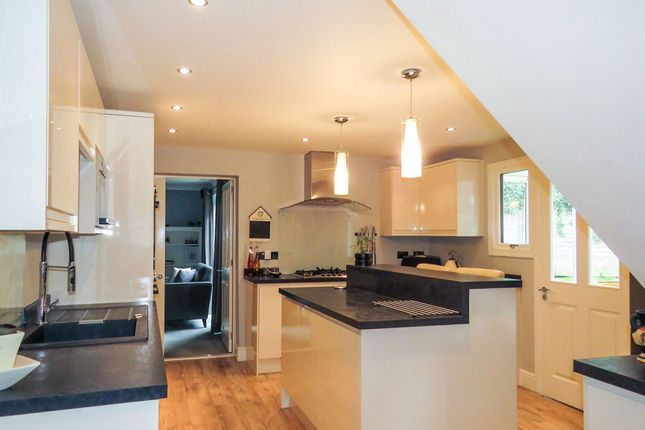 Thumbnail Detached house for sale in Dorcas Avenue, Stoke Gifford, Bristol