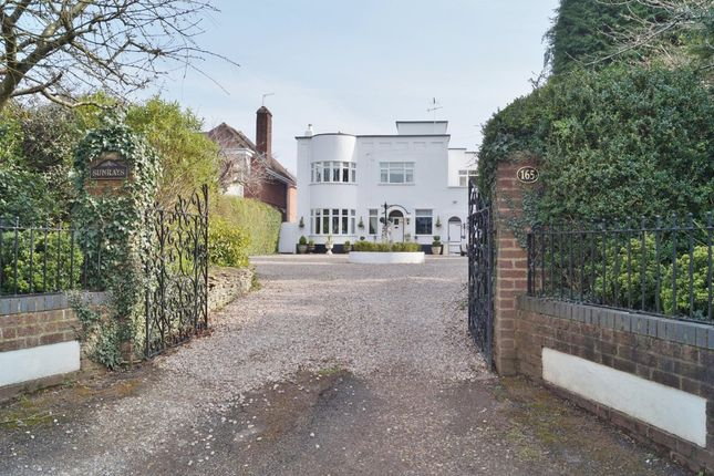 Thumbnail Detached house for sale in Malvern Road, Worcester