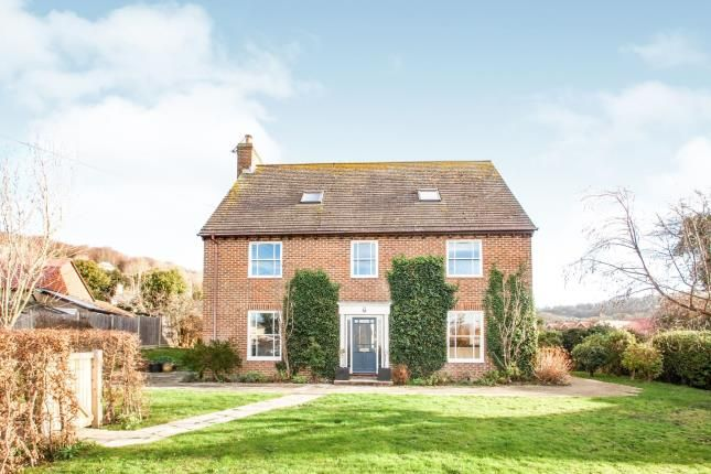 Thumbnail Detached house for sale in Egerton Road, Temple Ewell, Dover, Kent