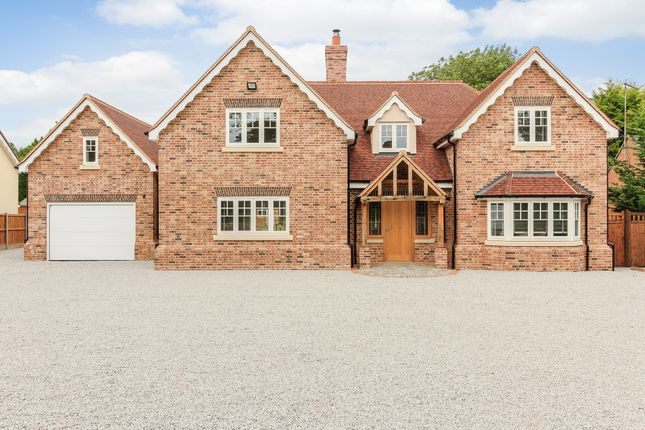 Thumbnail Detached house for sale in Hall Road, Braintree, Essex