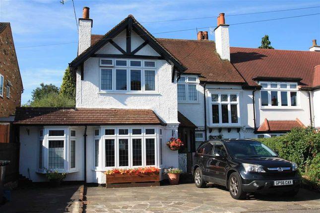 Thumbnail Semi-detached house for sale in Silverdale Road, Bushey