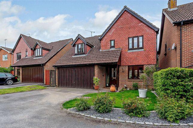 Thumbnail Detached house for sale in Kempton Close, Newbury, Berkshire