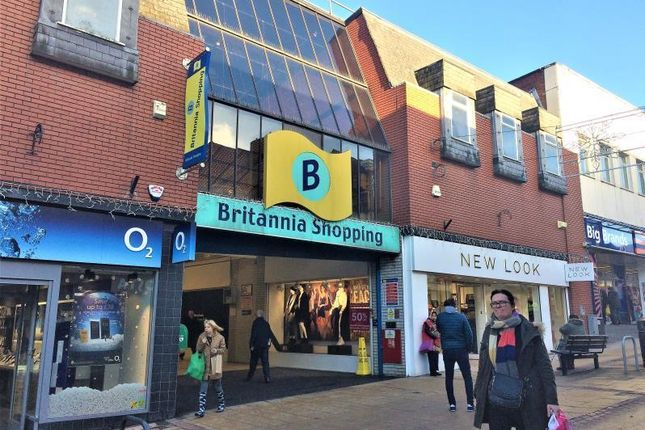 Thumbnail Retail premises to let in Britannia Shopping Centre, Castle Street, Hinckley
