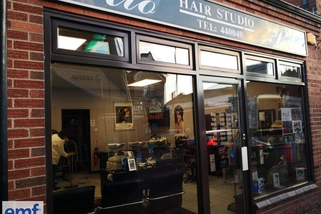 Thumbnail Retail premises for sale in Aylestone, Leicester